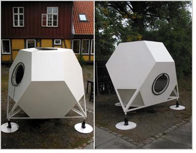 가장 소중한 사랑  초소형 미래형 집 '우주선이야? 집이야?' - Daum ...