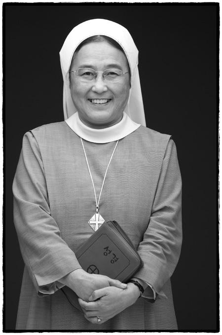스님(법정스님) 과 수녀(이해인)님의 주고 받은 편지