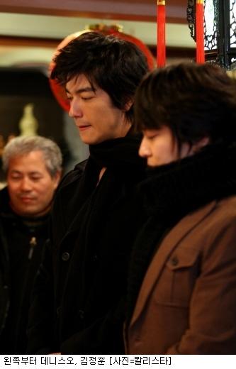 '魔女柔熙'拍摄现场,被误认为新中华料理店开张!